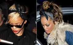 Famosas amam: lenços no cabelo! - SOS Cabelos - CAPRICHO