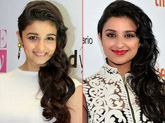 Alia Bhatt and Parineeti Chopra shares a couch!