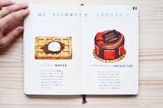 近藤圭恵 : 『PIERRE MARCOLINI』のケーキは目からウロコの感動的なおいしさだった!