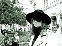 #budapest #beautiful #cousin #mycousin #streets #illustration #myillustration