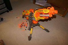 4th of July Nerf Gun