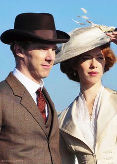 Benedict Cumberbatch. The Parade's End days on HBO, and replay of ep 1 & 2!!!!