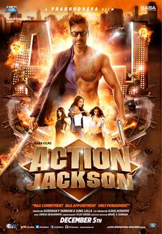 Action Jackson (2014) - 720p HD