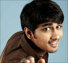 Siddharth (born 17 April 1979)is an Indian film actor, producer and playback singer from Chennai, Tamil Nadu, who mainly works in the South Indian film industry. He occasionally works as screenplay writer as well.