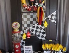 """Birthday """"Mickey Mouse Road Rally"""" 