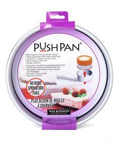 8'' Round PushPan
