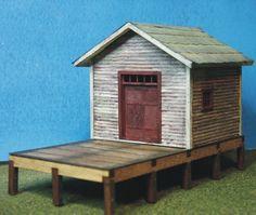 free printable ho scale buildings