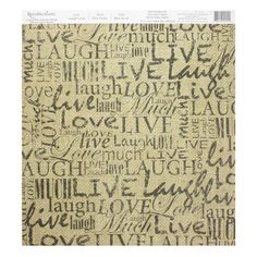 This item is sold individually in store.<br><br>Indulge in your love for scrapbooking with the L...