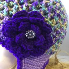 Beanie, Dreadlocks, Hair Styles, Hats, Fashion, Knitting And Crocheting, Tricot, Hair Plait Styles, Moda