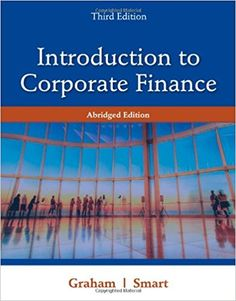 Illustrated guide to the national electrical code 7th edition by test bank introduction to corporate finance 3rd edition by john graham check more at https fandeluxe Choice Image