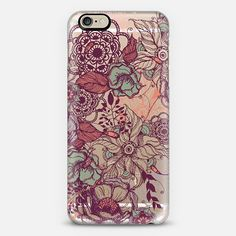 @casetify sets your Instagrams free! Get your customize Instagram phone case at casetify.com! #CustomCase Custom Phone Case | Casetify | Graphics | Painting | Transparent  | Rose