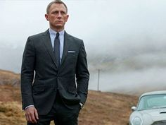 Daniel Craig currently talked how happy he is to be working on the new James Bond movie again and also talked about his new cast members. While talkin