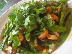 Kook je vegetarisch met mij mee?: Peultjes uit de wok