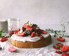 We love this incredibly delicious, healthy cake recipe from Sweet Laurel Bakery as much as the inspiring story of how it came to be. Get all the delicious details inside...