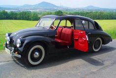The Best Of Retro Cars - Photos, Pictures, Ads: 40s : Tatra 87