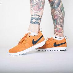 Nike SB Trainerendor Leather: Sunset