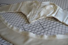 Bodice and basque