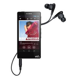 Sony Walkman Android Music Player Announced - The Sony Walkman features a custom version of the Android OS together with a high resolution audio system providing an audio quality of 192 bit which is six times higher than CD quality audio. Multimedia, Sony, Berlin, Mp4 Player, Android Apk, Audio System, Cool Gadgets, Digital Camera, Smartphone