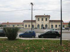 Σιδηροδρομικός Σταθμός κ.τ