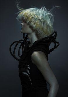 2015 荷蘭美髮大賽 年度最佳女士風格入圍 Lisette Veldink - 趨勢髮型 - 線上訊息 - 髮型文化雜誌