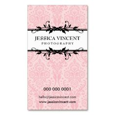 BUSINESS CARD elegant lux foliage. This great business card design is available for customization. All text style, colors, sizes can be modified to fit your needs. Just click the image to learn more!