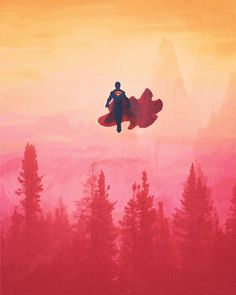 The Man of Steel by maxbeechcreative