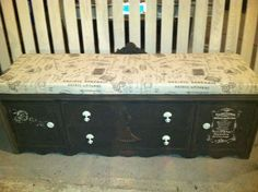Picture of The Buffet Bench