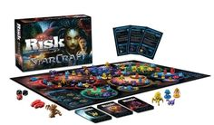 RISK StarCraft Collectors Edition