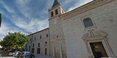 Luoghi 11. Via Cavour, Don Sergio Andreoli - Spello oggi - notizie da Spello
