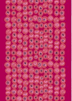 Myllymäki fabric | Cotton Fabrics | Marimekko