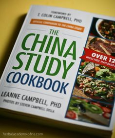 reviews on the china study book
