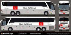 DESENHOS ONIBUSALAGOAS: REAL ALAGOAS 3105