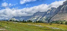 The Garden Wall---Glacier National Park