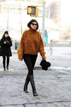 Style inspiration via modedamour.com