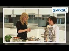 The latest video for the Zepter cookware in the United Kingdom. Chef Marion David kindly accepted to cook using the Zepter Cookare. Cookware, Cooking, Youtube, Diy Kitchen Appliances, Kitchen, Kitchen Gadgets, Youtubers, Brewing, Cuisine