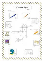 English worksheets: the Classroom worksheets, page 163