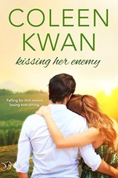Spotlight & Giveaway: Kissing Her Enemy by Coleen Kwan | Harlequin Junkie | Blogging Romance Books | Addicted to HEA :)