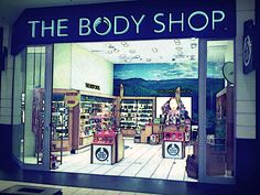 Autor: Klaudia Napierała  The Body Shop Magnolia Park - Wrocław