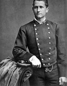 Climbing the Branches of My Family Tree: MONDAY'S MILITARY - Henry A. Horst, USNA Class of 1882, Part II