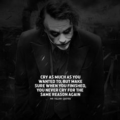Cool Wrong We must remain vulnerable to live fully No one said you can't learn bu. Best Quotes Life Lesson Check more at bestquotes. Badass Quotes, Joker Love Quotes, Heath Ledger Joker Quotes, Psycho Quotes, Sassy Quotes, Attitude Quotes, Mood Quotes, True Quotes, Wisdom Quotes