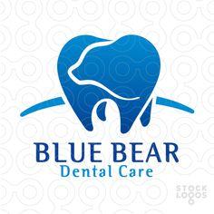Blue Bear | StockLogos.com