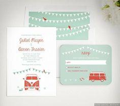 Invitaciones originales para la boda: ¡Más ideas aquí!  Bodas.com.mx  Art Events  #wedding #invitaciones #bodas #invitation