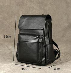 Handmade Leather Backpack, Large Travel Backpack,Travel Backpack GZ07 - Leajanebag Back Bag, Brown Leather Backpack, Cute Backpacks, Men's Backpack, Brown Bags, Leather Men, Leather Bags, Leather Working, Fashion Bags