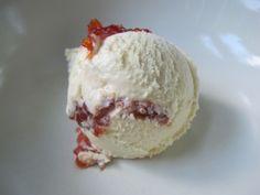 Tomato Jam Ice Cream