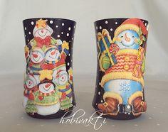 ♥♥ Hobi Vakti ♥♥: Yeni Yıl Vazoları Son Parti :)