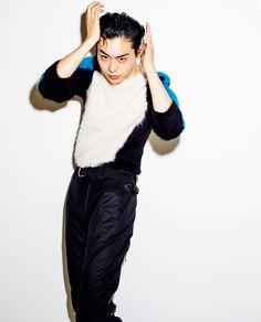 1993年生まれ。「いまはまだ俳優」とうそぶき、オープン・エンドの人生を疾走する。■ - Yahoo!ニュース(GQ JAPAN)