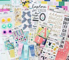 5 Pieces/lot Pink Series Girly Diy Stickers Notebook Album Desk Decortion Supply Paper Sticker Office & School Supplies