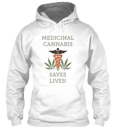 MEDICINAL CANNABIS SAVES LIVES! | Teespring