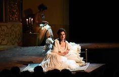 Atto II, Eva Mei (La Contessa di Almaviva) – foto di Roberto Ricci