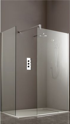 TEN 10mm Single Fixed Panel in Frameless | Simpsons - Shower ...